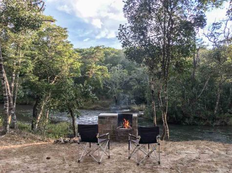 Sambia: Chikolongo Bush Camp
